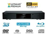 Oppo Udp-203 4k Ultra Hd Blu-ray Player With Wi-fi