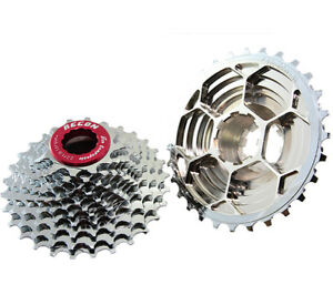 Recon-Cassette-11-Speed-11-32T-For-Road-Campagnolo-Silver