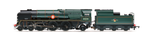 Hornby R3617 Rebuilt Merchant Navy Class No 35030 Äldre Dempster Lines OO Gage