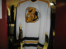 Skidoo X Team snowmobile CCM hocky jersey bumble bee NOS Adult medium NWT