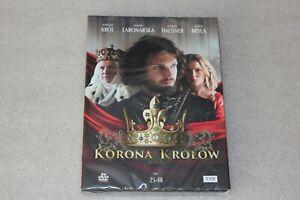 Korona-Krolow-Sezon-1-Odcinki-25-48-DVD-NOWO-2019-POLSKI-SERIAL