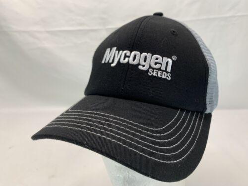Mycogen Seeds Mesh Snap Back Hat Adjustable Cap