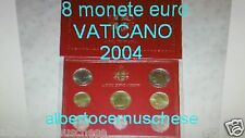 2004 8 monet 3,88 EURO VATICANO BU Vatican KMS Vatikan Ватикан Giovanni Paolo II