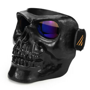 Monster-Motorcycle-Mask-Goggles-Match-Open-Face-Half-Vintage-Retro-Helmets-Masks
