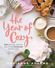 The Year of Cozy by Adrianna Adarme (Hardback, 2015)