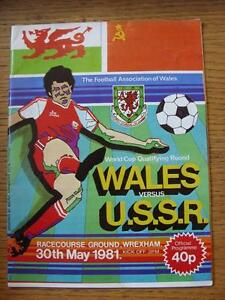 30051981 Wales v Russia At Cardiff City   Any faults with this item will ha - <span itemprop=availableAtOrFrom>Birmingham, United Kingdom</span> - Returns accepted within 30 days after the item is delivered, if goods not as described. Buyer assumes responibilty for return proof of postage and costs. Most purchases from business s - Birmingham, United Kingdom