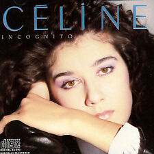 Dion, Celine Incognito CD