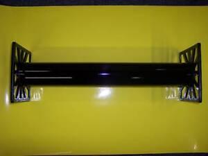 "Sign vinyl 24"" x 30 FT. Black 3 mill General Formulations"