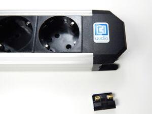 6-fache-ALU-Leiste-Steckdosenleiste-Netzleiste-mit-IEC-Kaltgeraetestecker