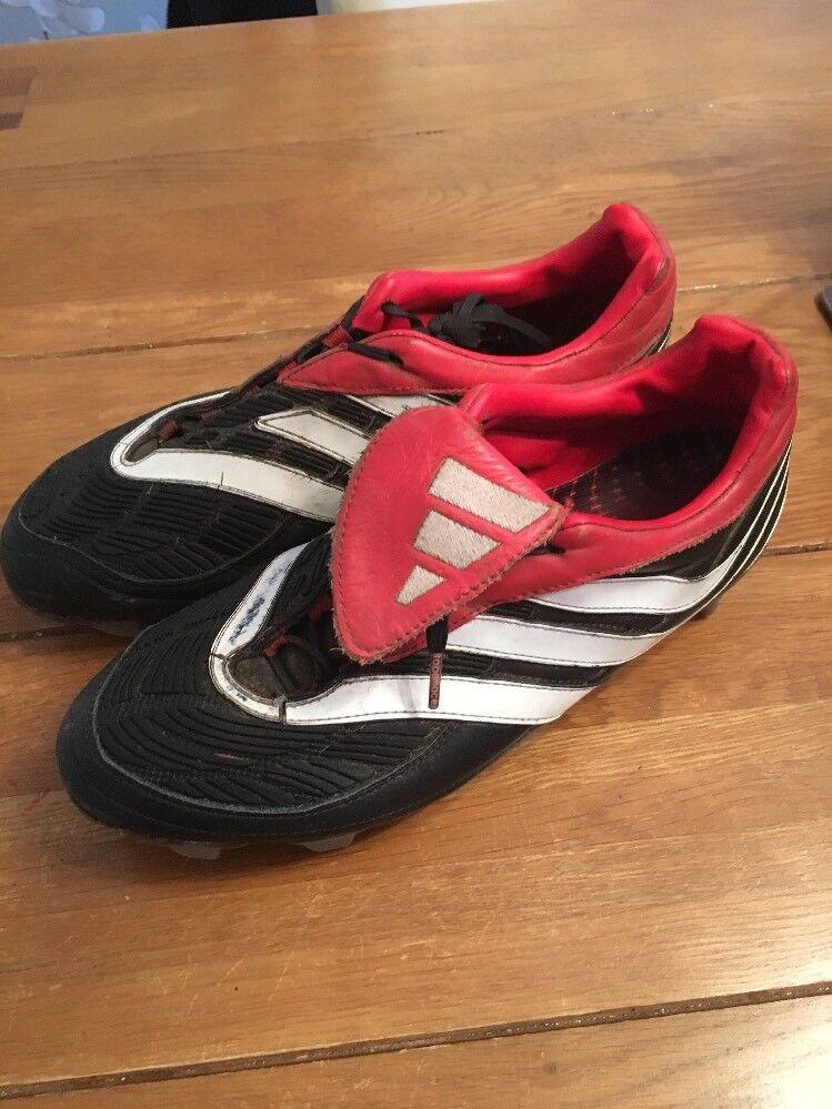 Adidas Protator Karnivor Football Stiefel UK 8