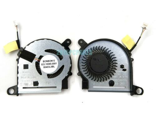 New HP Pavilion X360 m3-U CPU Cooling Fan Foxconn NFB50A05H 5V 0.45A BONBON13