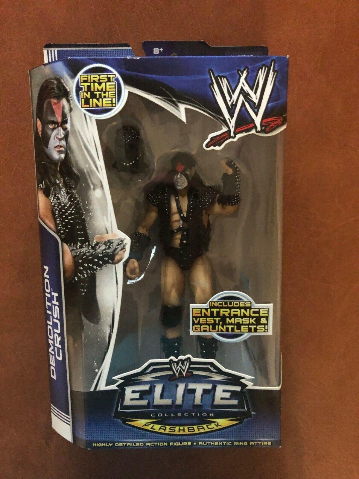 Demolition uomo WWE Elite collezione  Series 28 azione cifra