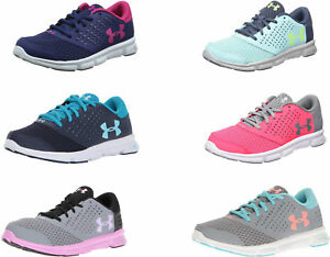 bee5590e Details about Under Armour Girls' Grade School Micro G Rave Shoes, 6 Colors