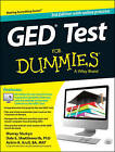 GED Test For Dummies: With Online Practice by Murray Shukyn, Dale E. Shuttleworth, Achim K. Krull (Paperback, 2014)