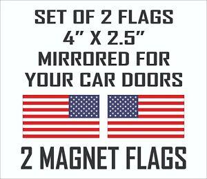 American-Flag-Car-Magnet-Decal-2-5-x-4-Heavy-Duty-for-Car-Truck-or-SUV