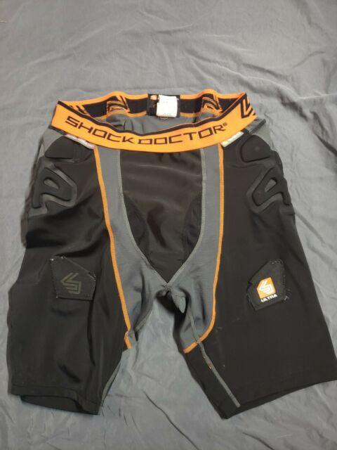 Hockey Jock Mens /& Boys Men/'s /& Boy/'s Shock Doctor Compression Hockey Pant w// Athletic Cup