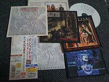 IMPELLITTERI / eye of the hurricane /JAPAN LTD CD OBI sticker