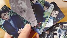 EXO PHOTO CARD #60(X2) - 2016 SEASON GREETING CHINA ver - all of 26 - lotto