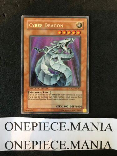 Cyber Dragon CT03-FR002 Yu-Gi-OH