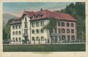 Ansichtskarte Genesungsheim Rabenfels 1927  (Nr.9139)