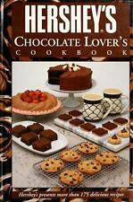 """Hershey""""s Chocolate Lover's Cookbook 175 Delicious Recipes Cakes Pies Cookies"""
