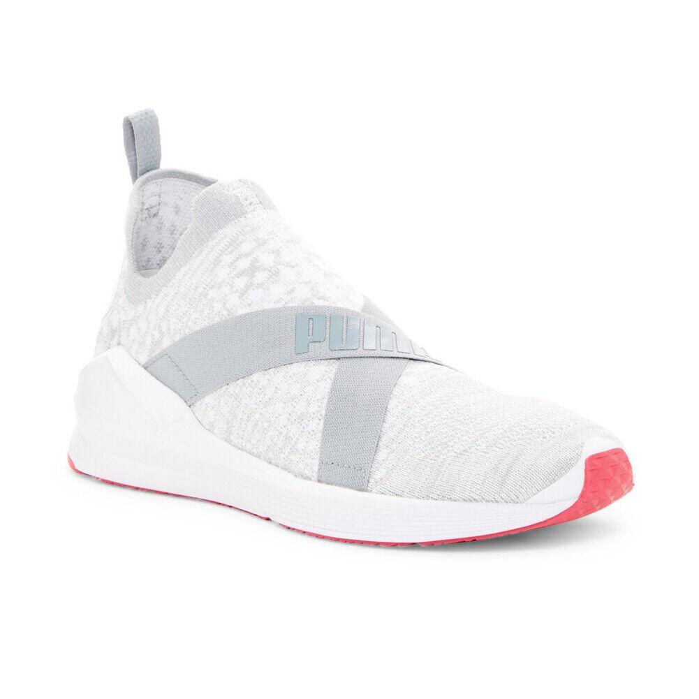 Puma Women's Fierce Evoknit Slip On Sneaker