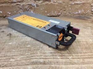 HP 511778-001 ProLiant DL380 G6 750W Power Supply PSU 689192479216