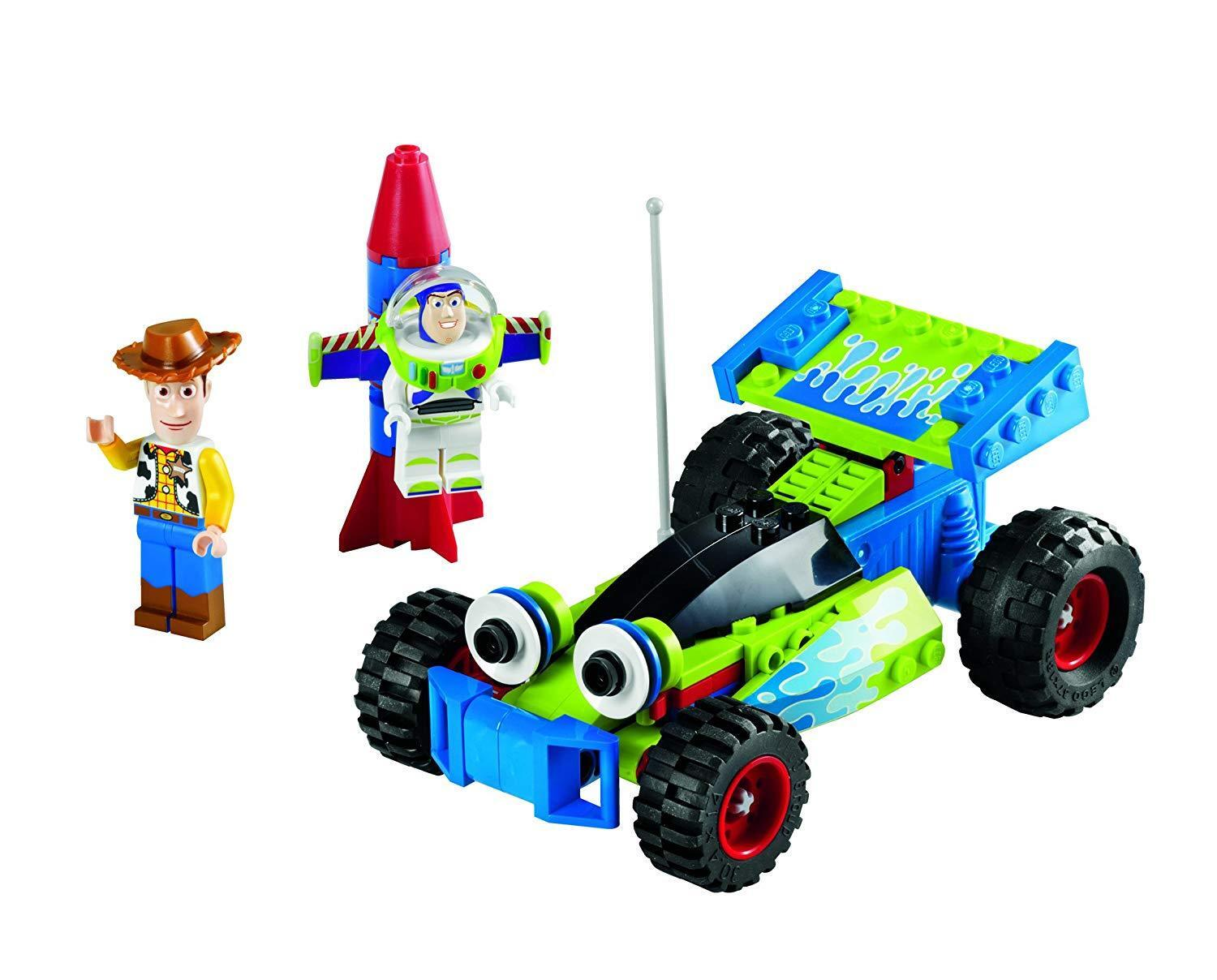 LEGO Toy Story Woody and Buzz to the Rescue   7590