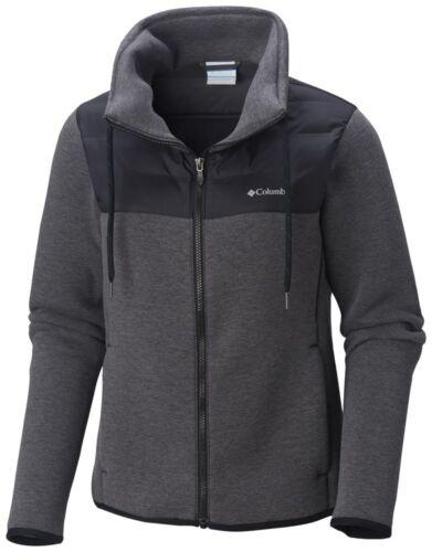 COLUMBIA Northern Comfort AK1211010 Warm Full Zip Fleece Jacket Womens All Size