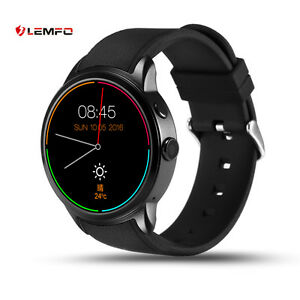 Lemfo Bluetooth X200 Smart Watch IP67 Waterproof 3G SIM ...