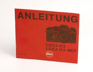 Leitz-Anleitung-in-deutscher-Sprache-fur-die-Leica-R3-und-R3-MOT