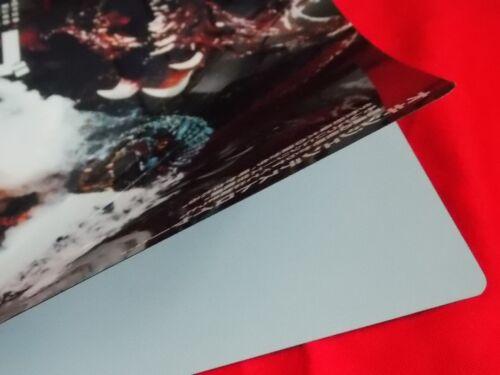 NEW Destoroyah A4 size CLEAR FILE FOLDERS BANPRESTO KAIJU //UK DSP Godzilla vs