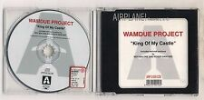 Cd WAMDUE PROJECT King of my castle Remixes Roy Malone Roger Sanchez Airplane