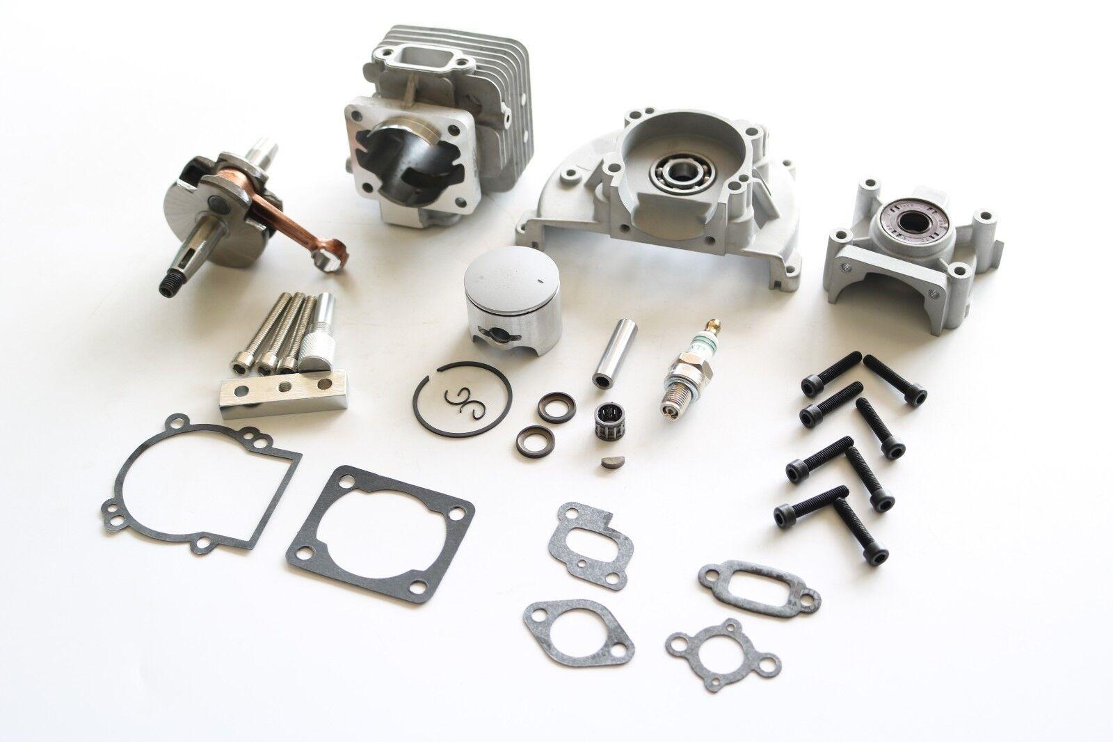 32cc 2 stroke 4 Bolt upgrade engine kit Fits HPI BAJA 5B 5T SC Losi 5ive T Rovan