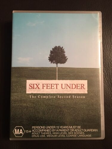 1 of 1 - Six Feet Under - Complete Second Season (5 Disc Box Set) DVD Region 4