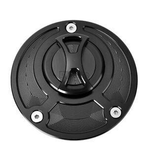 Black Fuel Cap Gas Tank Cover Gas Fuel Cap For Ducati 748 848 1098 S//R Motobike