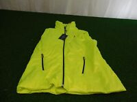 Womens Ralph Lauren Golf Rlx Core Vest (yellow) Size Small