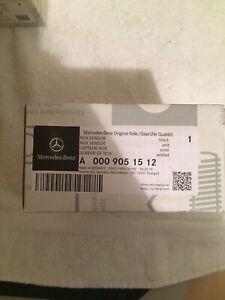 Nox Sensor A0009051512 Mercedes Benz Neu
