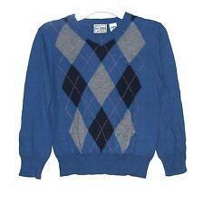The Childrens Place Boys Big Argyle Sweater