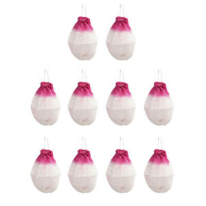 10 Pieces Replacement Gas Lamp Mantles for Propane Lantern Paraffin Gas Lamp