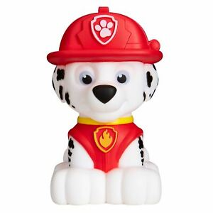Paw-patrol-Marshall-Goglow-Pote-Nuit-Lumiere-et-Torche-2-IN-1-Doux-Squishy