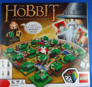 Lego The Hobbit: An Unexpected Journey (3920) Buildable Game