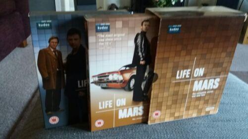 1 of 1 - Life on mars series 1 & 2 box set.