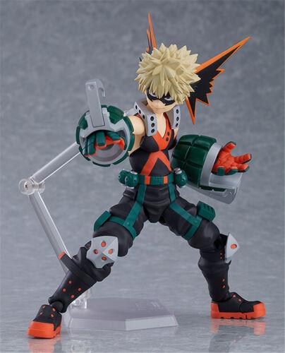 My Hero Academia Bakugou katsuki PVC Figura Modlelo 14cm