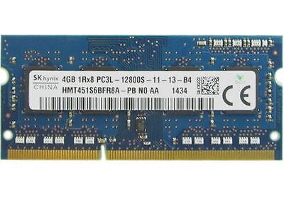 Hynix HMT451S6BFR8A-PB (4 GB PC3-12800 (DDR3-1600MHz) 204-pin) Laptop RAM/Memory