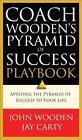 Coach Wooden's Pyramid of Success Playbook von Jay Carty und John Wooden (2005, Taschenbuch)