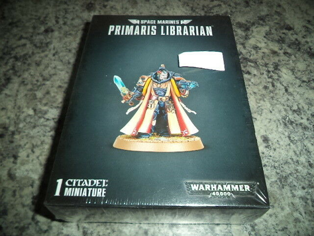 Space Marines Primaris Librarian - Warhammer 40k 40,000 Games Workshop New