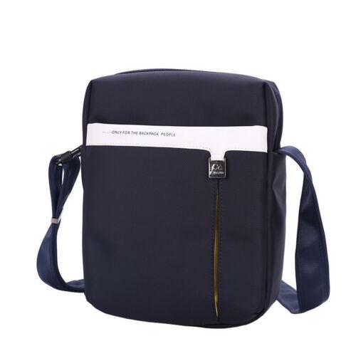 Men Anti Theft Messenger Designer Handbags Shoulder Bag Business Work Briefcase