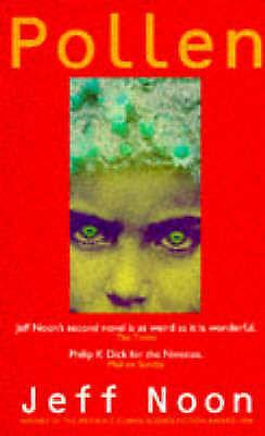 Pollen - Jeff Noon - Good - 1857023986