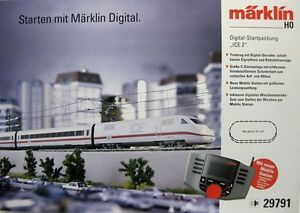 Märklin 29791 Set de démarrage Ice 2 Epoca V Digital